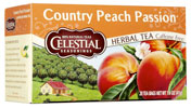 Celestial Country Peach Passion Tea