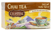 Celsestial Decaf Spice Chai