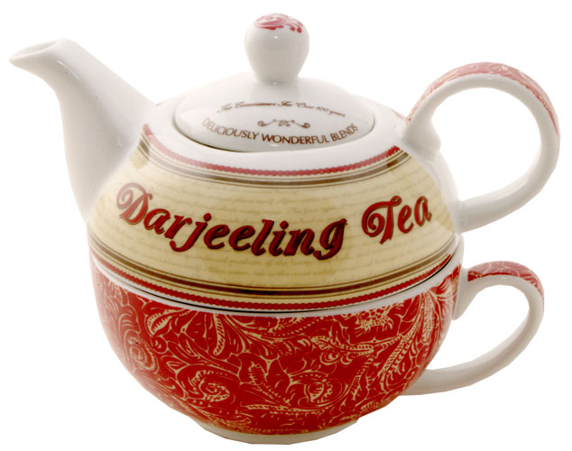 Arthur Wood Tea for One Darjeeling