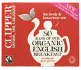 Clipper  80 bags English Breakfast Blend