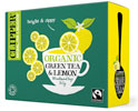 Clipper  80 bags  Green with Lemon