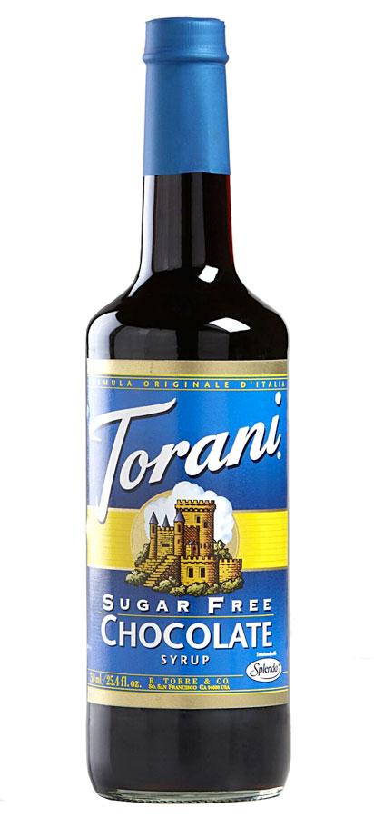 c2243289f Torani sukkerfri sjokolade fra Tea & Coffee Shop.